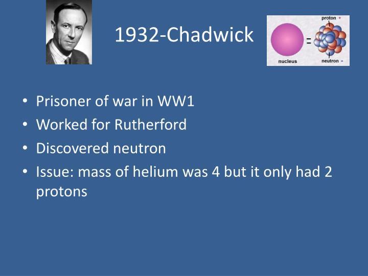 1932-Chadwick