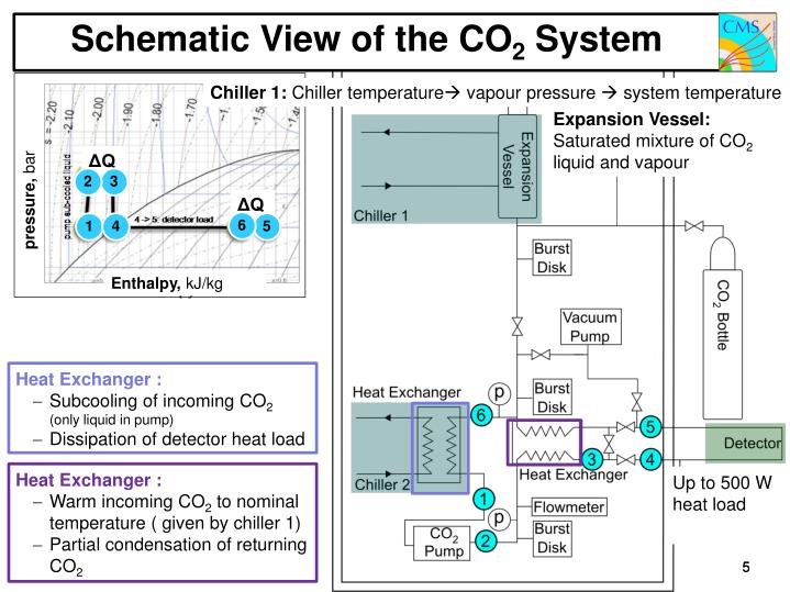 Schematic View of the CO