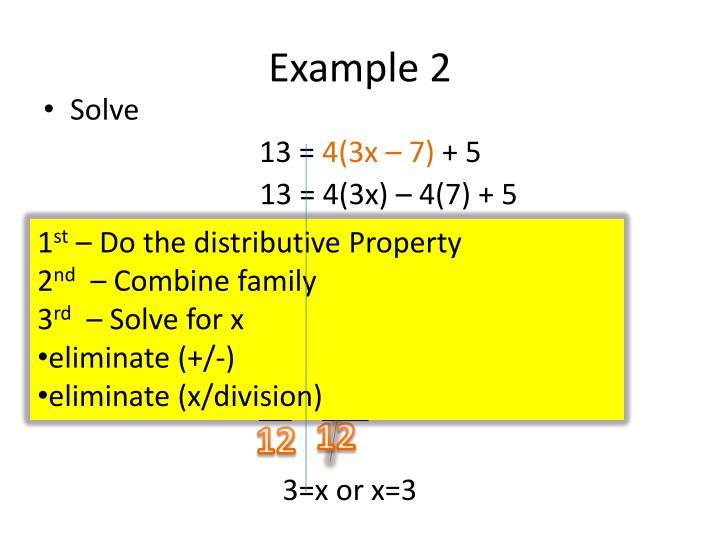 Example 2
