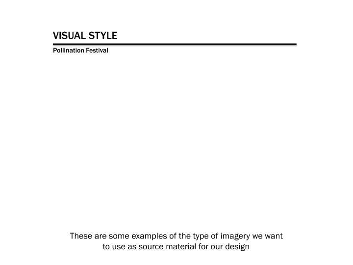VISUAL STYLE