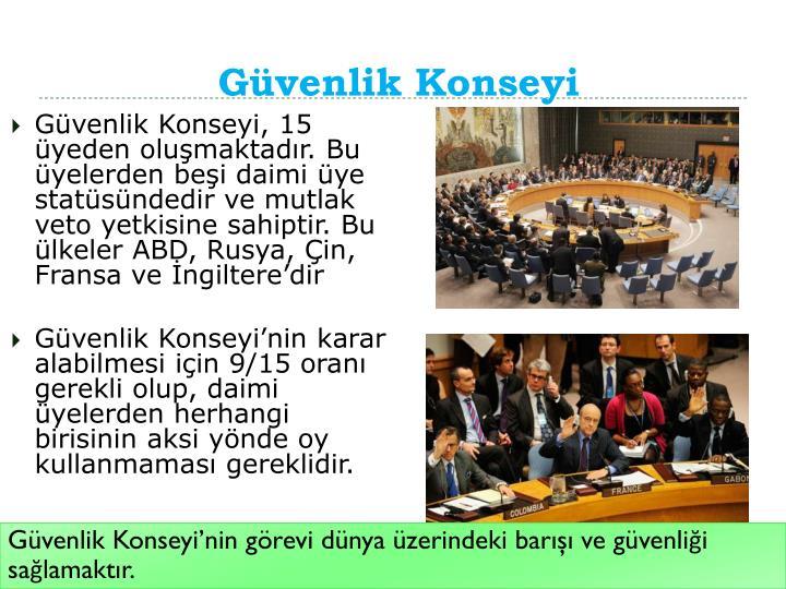 Güvenlik Konseyi