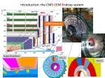 introduction the cms g em e ndcap system