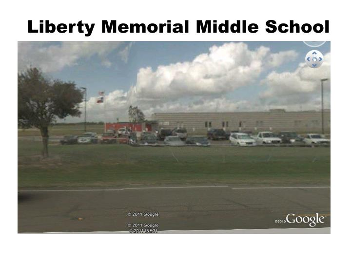 Liberty Memorial Middle School