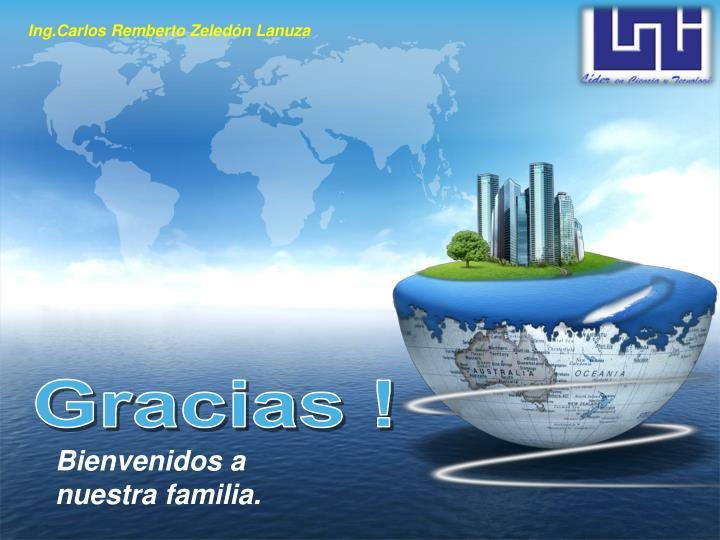 Ing.Carlos Remberto Zeledón Lanuza