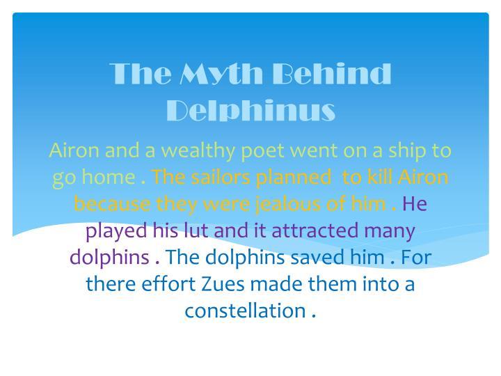 The Myth Behind