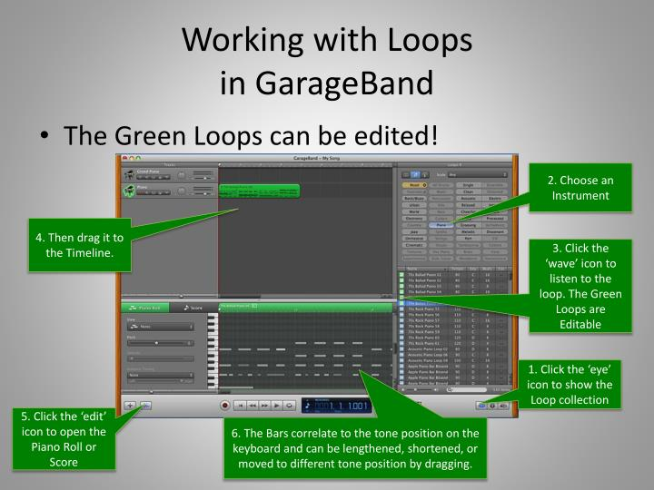 Working with Loops