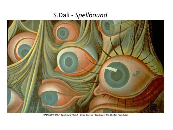 S.Dali