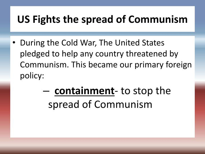 PPT - The Cold War PowerPoint Presentation - ID:2874610
