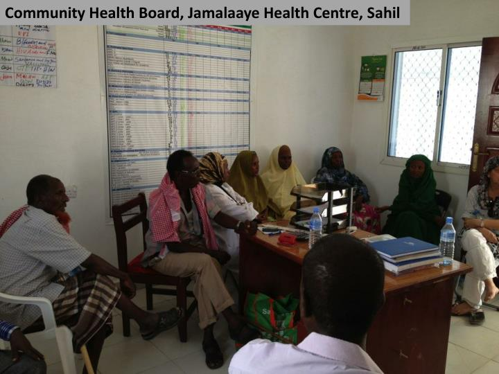 Community Health Board,