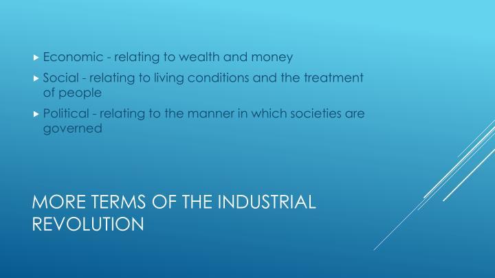 Economic - relating