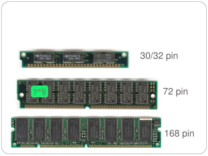 30/32 pin