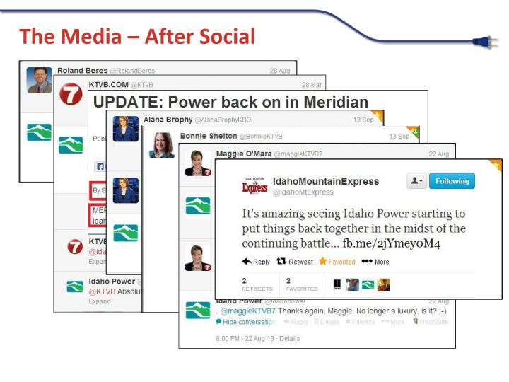 The Media – After Social