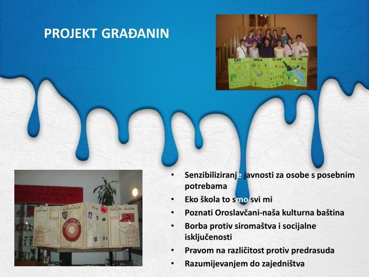 projekt građanin