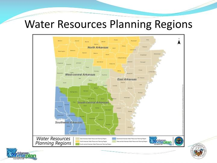Water Resources Planning Regions