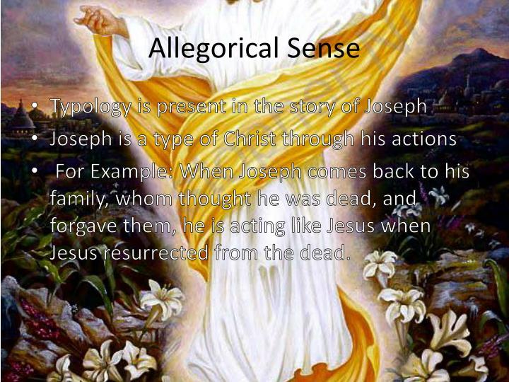 Allegorical Sense