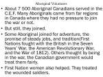 aboriginal volunteers