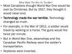 what made the war so terrible