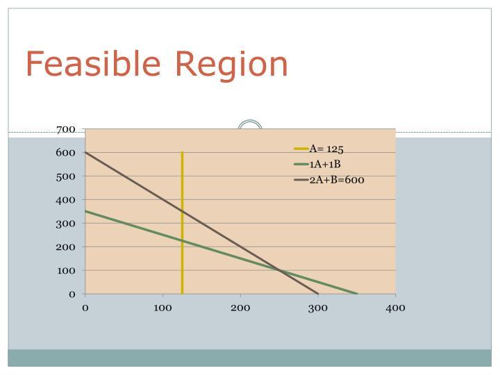 Feasible Region