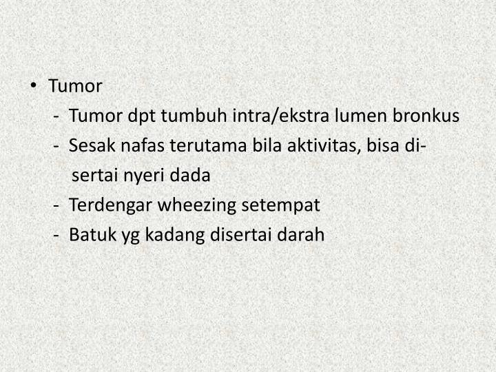 Tumor