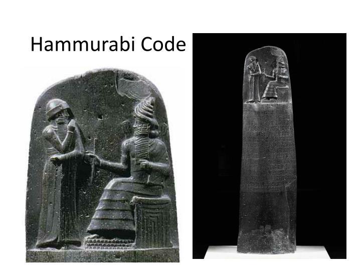 Hammurabi Code