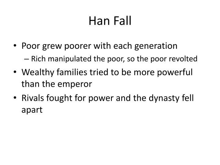 Han Fall