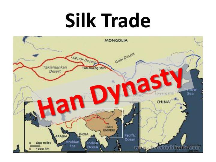 Silk Trade