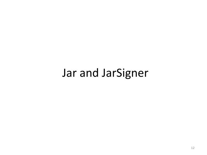 Jar and