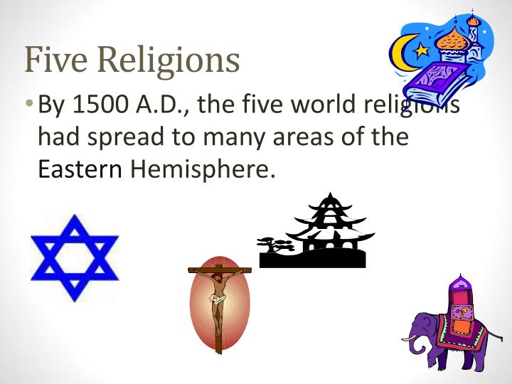 Five Religions