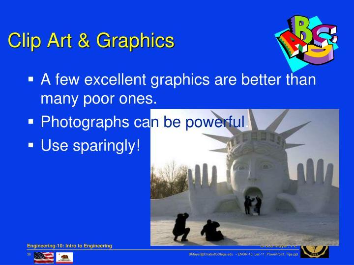 Clip Art & Graphics