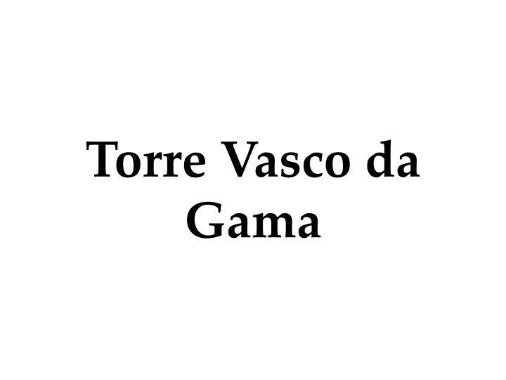 Torre Vasco