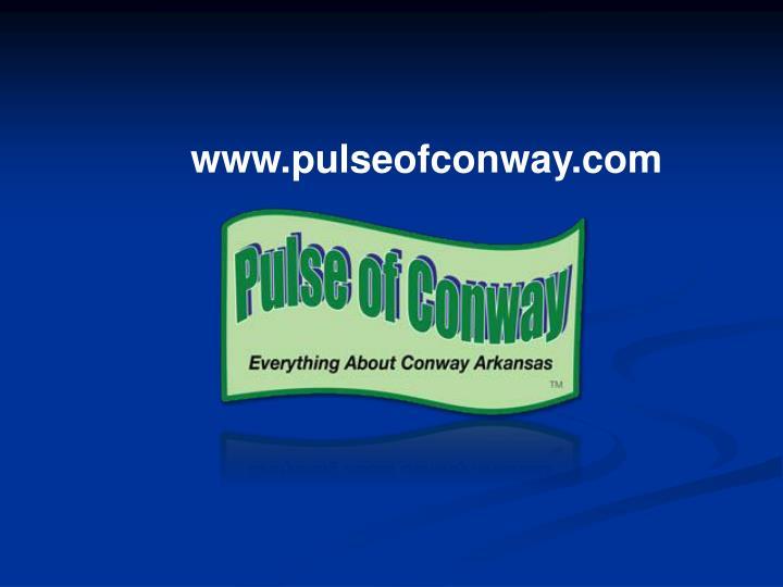 www.pulseofconway.com