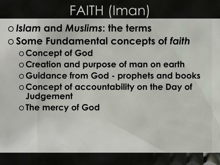 FAITH (