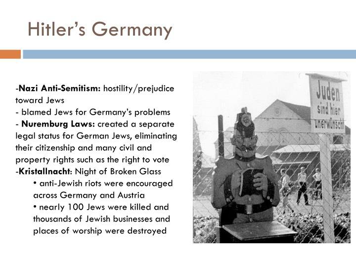 Hitler's Germany