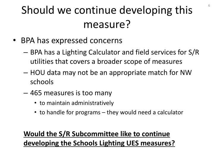 BPA has expressed concerns
