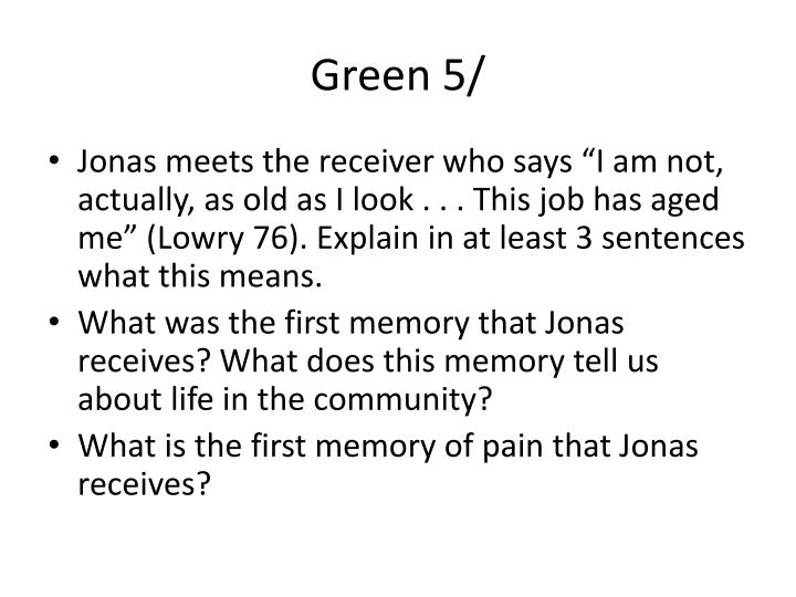 Green 5/