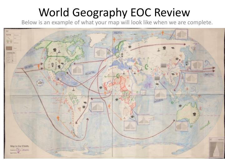 World geography eoc review