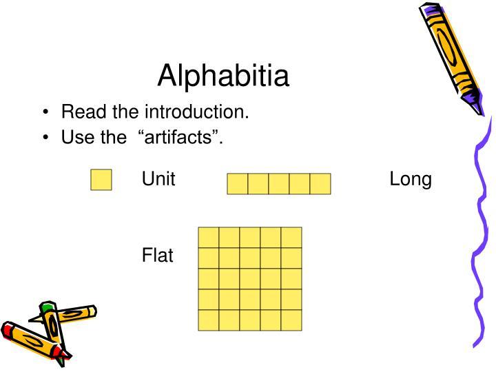 Alphabitia