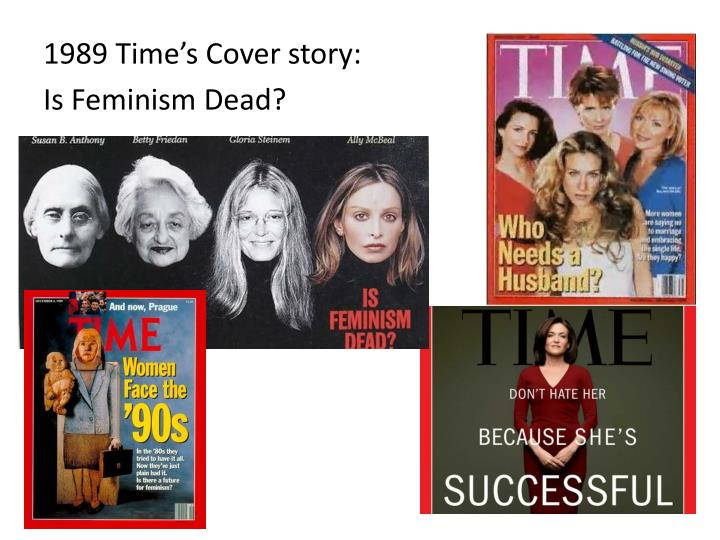 1989 Time's Cover story: