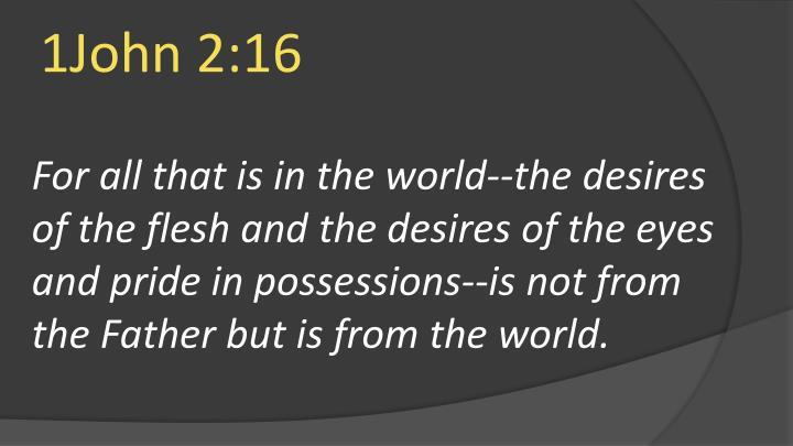 1John 2:16