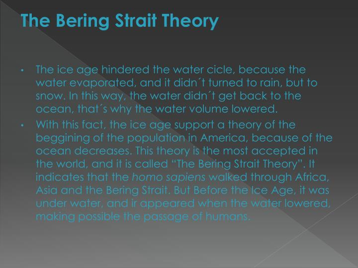 The Bering