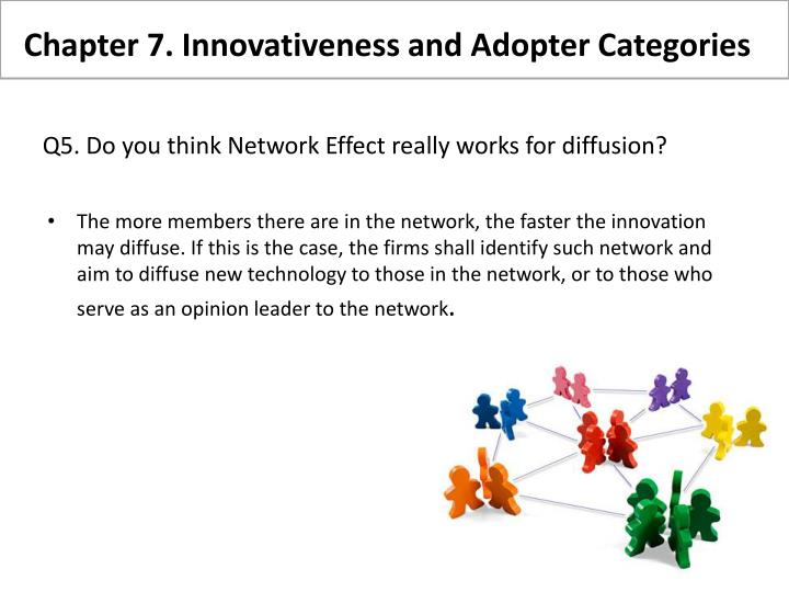 Chapter 7. Innovativeness and Adopter Categories