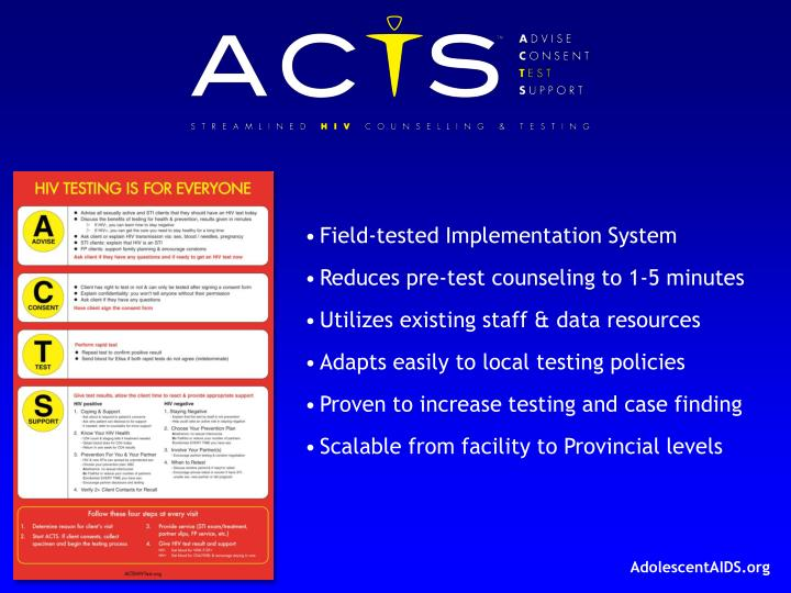 Field-tested Implementation System