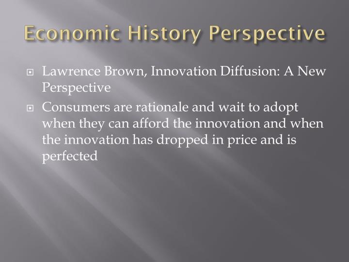 Economic History Perspective