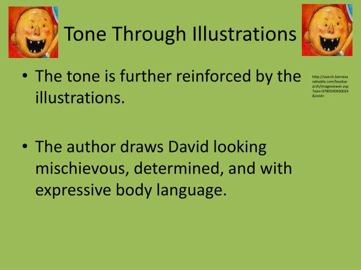 Tone Through Illustrations
