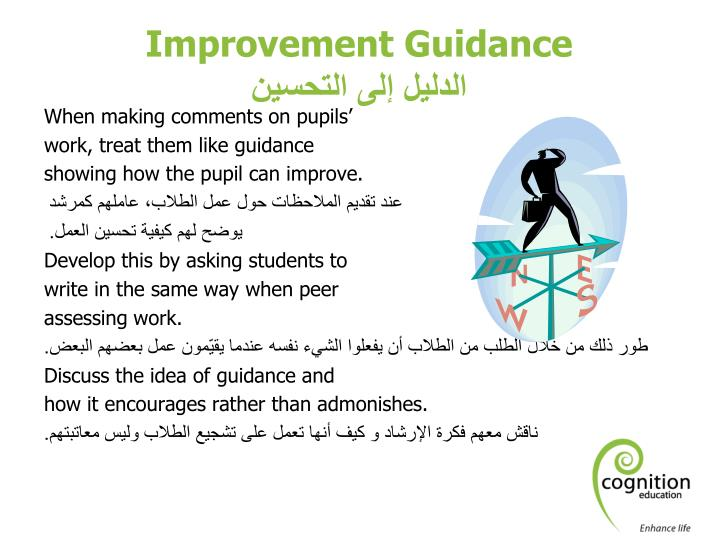 Improvement Guidance