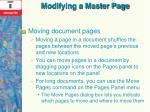 modifying a master page4