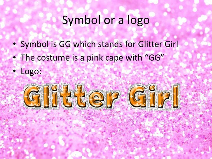 Symbol or a logo
