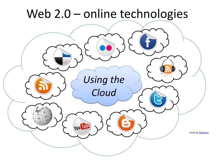 Web 2.0 – online technologies