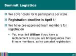 summit logistics1