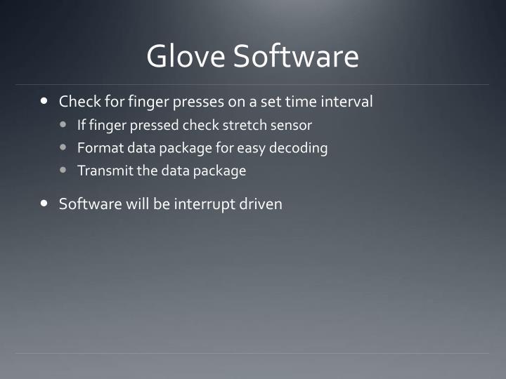 Glove Software